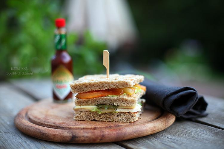 Клаб-сэндвич: классика VS польза